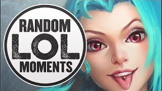 [한국의 채널] Random LoL Moments | Episode 486 (League of Legends)