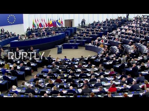 LIVE: European Parliament to vote on CETA agreement with Canada