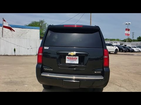 2018 Chevrolet Tahoe Pryor, Broken Arrow, Tulsa, Oklahoma City, Wichita, OK B2200