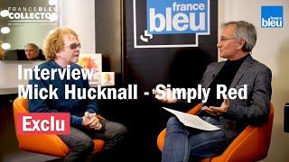 """Baixar France Bleu Collector - Mick Hucknall, du groupe Simply Red, se confie sur leur nouvel album """"Blue E"""