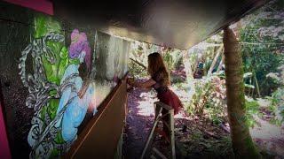 (VERY) Sexual Artwork | Cinderland Eco Village