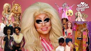 Trixie's Decades of Dolls: Celebrity Edition!
