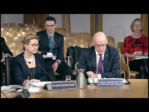 Public Audit and Post-Legislative Scrutiny Committee - Scottish Parliament: 2nd February 2017