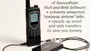 How to Do Satellite Phone Email & Web via Iridium Wi-Fi Hotspot for iPod, iPad, Android - 1