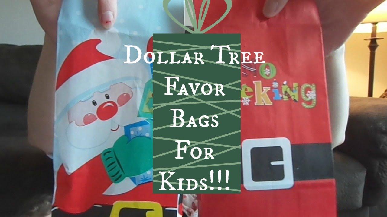 Ideas Preschool Christmas Bag Goodie