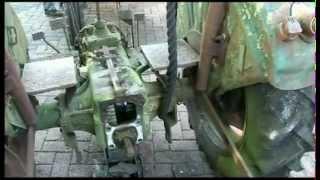 Traktorenrestauration- Getriebe Teil 1