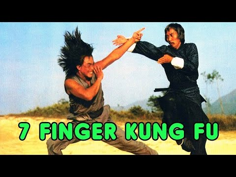 Wu Tang Collection - Seven Finger Kung Fu