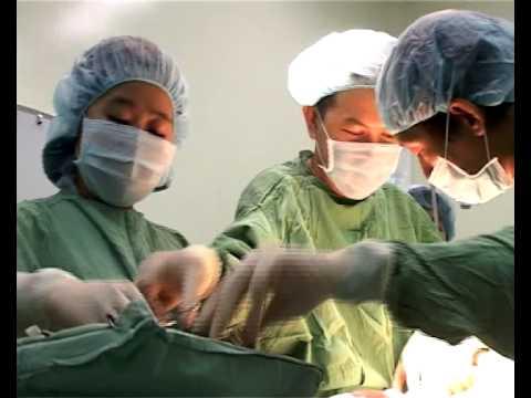Thực hiện mổ lấy thai cas thụ tinh trong ống nghiệm đầu tiên tại BVDKTPCT.