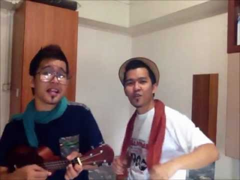 Animal and The Middle (Ukelele cover by Raqie and Zakie)