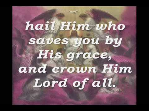 Bishop Clarence E. McClendon - All Hail the Power Lyrics