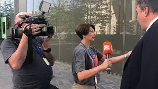 Осетия: Петр Толстой заявил о невозможности входа Южной Осетии в состав Грузии