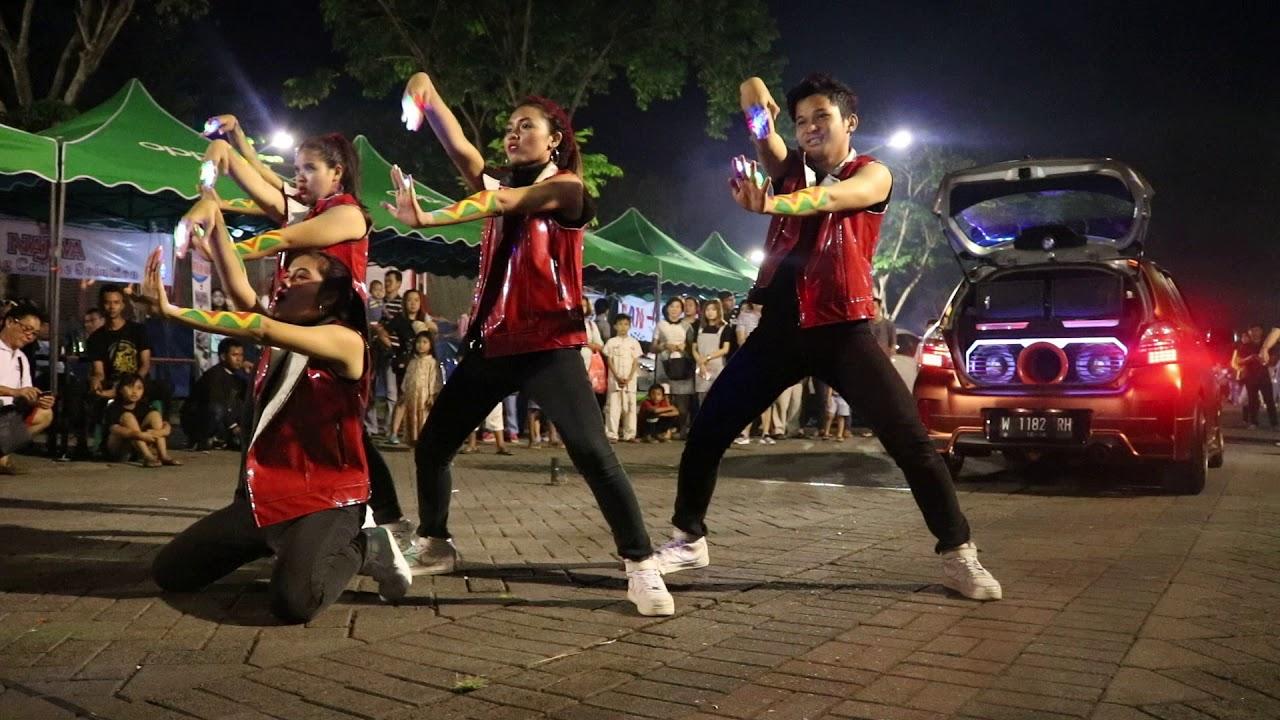 Takupaz Dance Crew At Car Audio Contes 2018 Team Swift Youtube