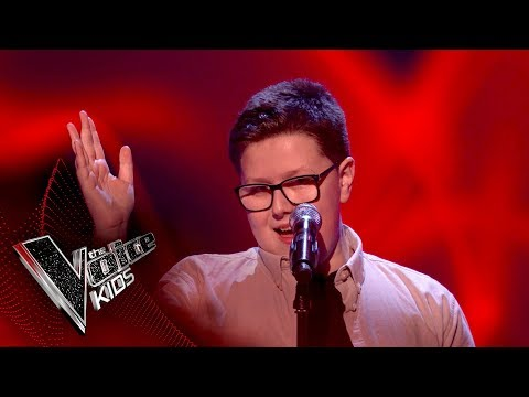 Daniel Performs 'Seasons of Love': Blinds 1 | The Voice Kids UK 2018