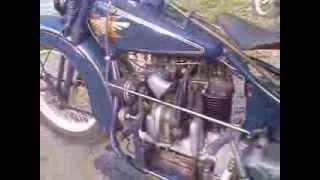 Henderson Motorcycle 1928