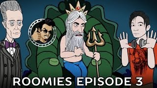 Pacino & Walken: Roomies - Episode 3 (HD) 2015, animated series
