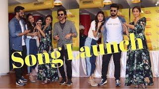 UNCUT : Goggle Song Launch | Arjun Kapoor, Anil kapoor, Athiya Shetty & Ileana D'Cruz | Mubarakan