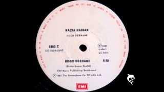 NAZIA HASSAN - DISCO DEEWANE - EXTENDED 12