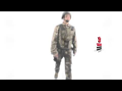 Military Camouflage - Military Clothing - Soldier Sweater - Police Clothing - Military Vest