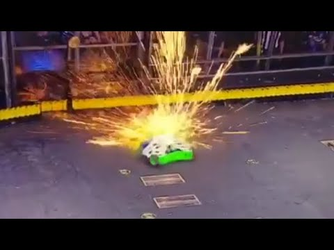 Battlebots All Stars: TOMBSTONE VS WITCH DOCTOR (2019)