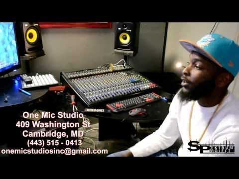 One Mic Studios in Cambridge, MD