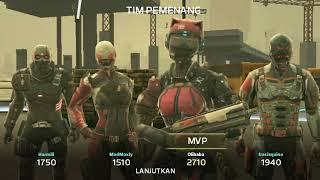 Modern Combat Versus : Online Mutipleyer FPS Level 1-2 GAME ANDROID TERBAIK