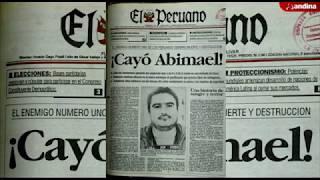 Las 72 horas previas a la captura de Abimael Guzmán
