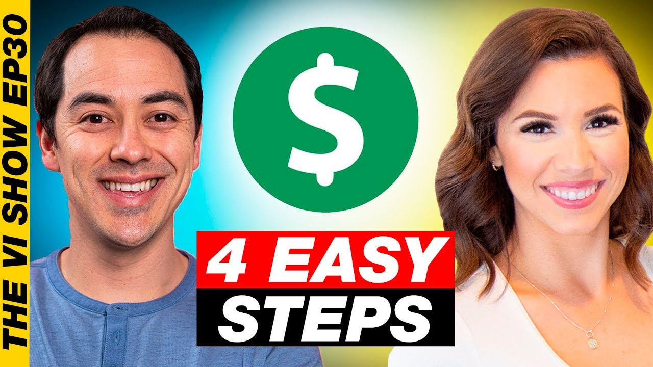 4 Easy Steps to Make Money on YouTube in 6 Months! #VIShow 30