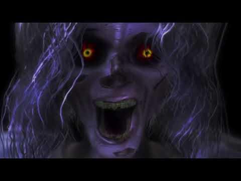 In a Dark, Dark Room (Spooky 2.5D animation)