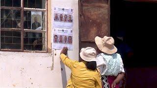 Im afrikanischen eSwatini: Parteien sind bei dieser Wahl nicht zugelassen
