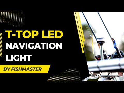 Fishmaster T-Top LED Navigation Light