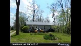 4433 Bennington Chapel Road, Centerburg Ohio Ranch Home With Walkout Basement For Sale