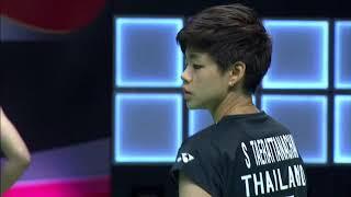 SCG Thailand Open 2016 | Badminton F M1-WD | Sup/Tae vs Mat/Nag