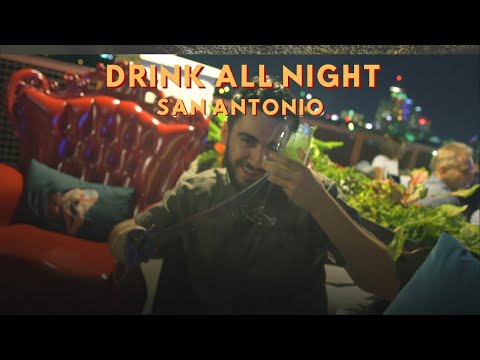 Going Big in San Antonio   ALL NIGHTER