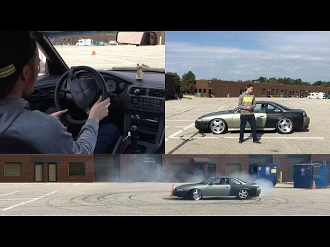 Drifting School How To Drift For Beginners