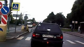 Смотреть видео ДТП Санкт-Петербург Колпино 13.08.2019 (ДТП с 0.37) онлайн
