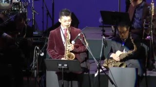 Jazz in KAMAKURA 2014 平成26年2月16日 鎌倉芸術館 A.Sax.渡辺てつ Tet...