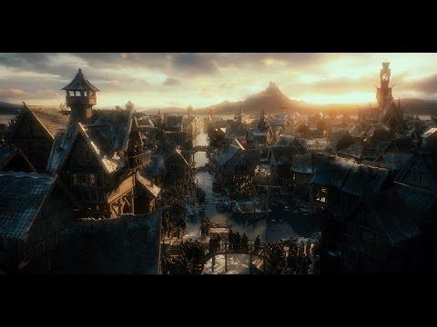 Weta Digital S Artistry Behind Laketown From Quot The Hobbit