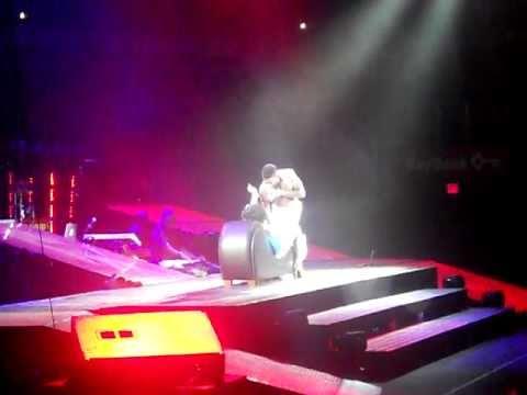Ushers omg tour essay