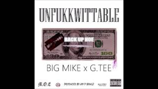 BACK UP HOE-  BIG MIKE G.TEE
