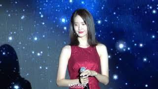 180804 윤아 少女時代 소녀시대 YOONA FANMEETING TOUR So Wonderful Day Story_1 in HONG KONG 직캠 CAM 4K