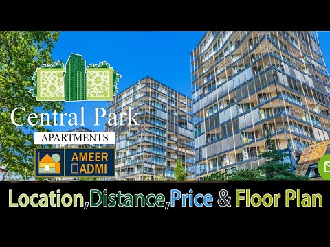 Central Park Apartments | New Deal | Location, Price ...