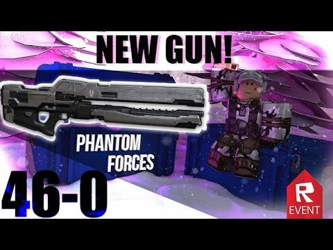 Roblox Railgun Roblox Phantom Forces Railgun 46 0 Gameplay Youtube