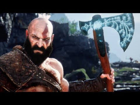 GOD OF WAR 4 Nouvelle streaming (2018)