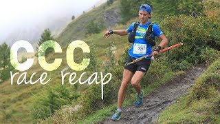 CCC Race Recap & What I Learnt