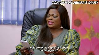 Jenifa's diary Season 13 Episode 11 - showing tonight on NTA (ch251 on DSTV), 8.05pm