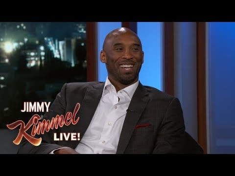 Kobe Bryant on Teaching His Daughter to Drive