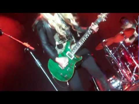 Dave Stewart with Orianthi Live in Memphis, 40 minutes INCREDIBLE FOOTAGE!