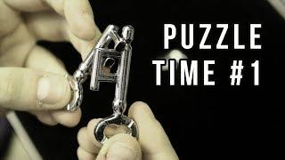 VERKNOTETE SCHLÜSSEL ~ Puzzletime #1 | Max Vowinkel