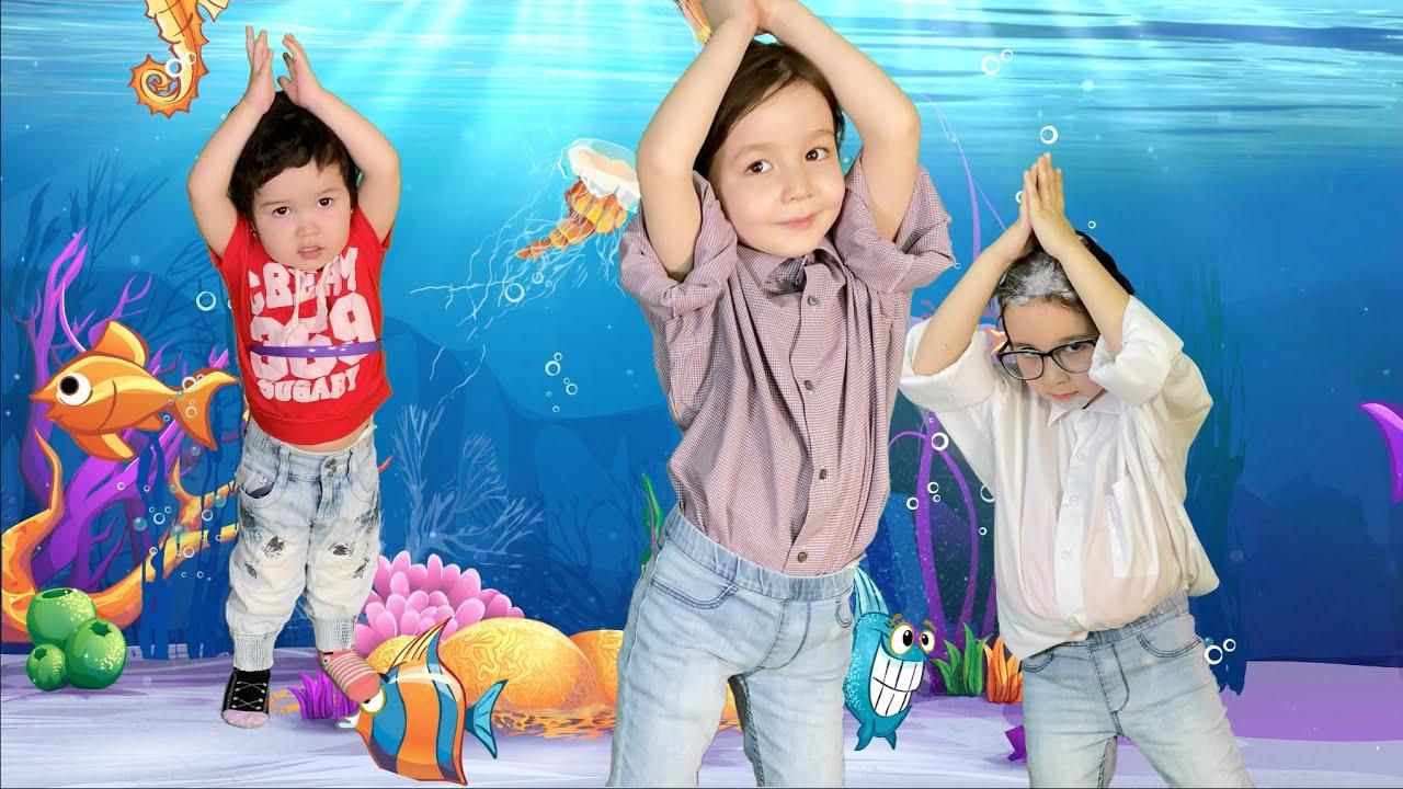 Baby Shark Dance | LaLaLa Fam Kids Song - YouTube