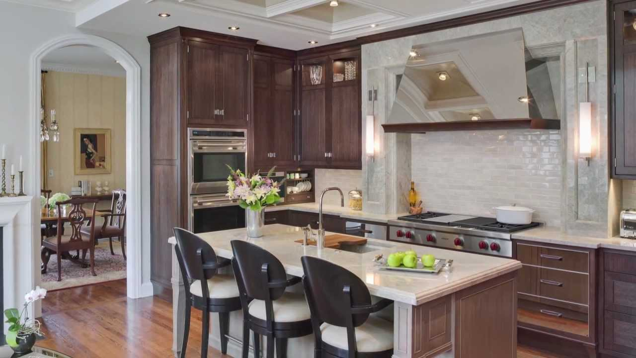 kitchen design elements remodeled open plan kitchen mixes traditional and 1191